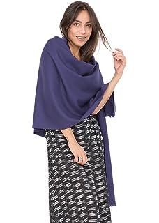 Châle  Kasa  tissée à la main en laine mérinos (Echarpe extralarge 75 X 1fbd10859f0