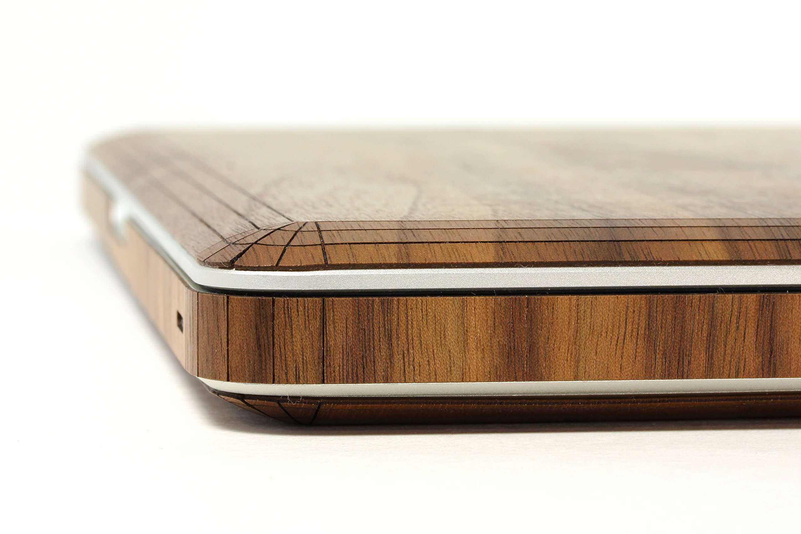 TOAST Real Wood Walnut Cover for MacBook Pro 15-Inch Non-Retina Version (MBPR-15N-PLA-01-COM) by Toast (Image #2)