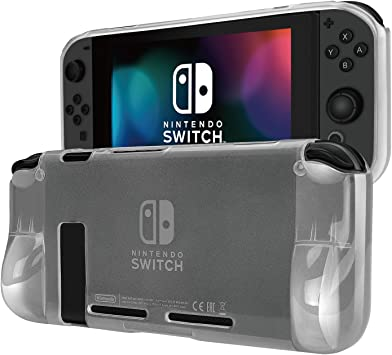 TNP Nintendo Switch Funda para Consola y Mando Joy-con – Protector ...