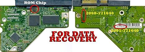 Western Digital  PCB 2060-771640-003 REV A