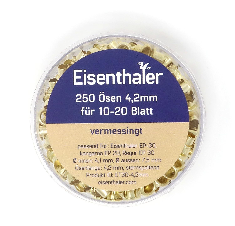 oesen24.de EP30-4.2mm /Ösen 4,2mm 250 St/ück