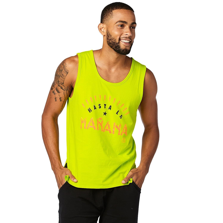 Zumba Fitness Z2t00320, T-Shirt Uomo
