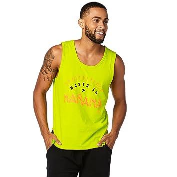 Zumba Fitness Z2t00320 Débardeur Homme  Amazon.fr  Sports et Loisirs 8a11eb7fb7f