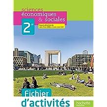 Sciences économiques & sociales 2e : Fichier dactivités May 8, 2013