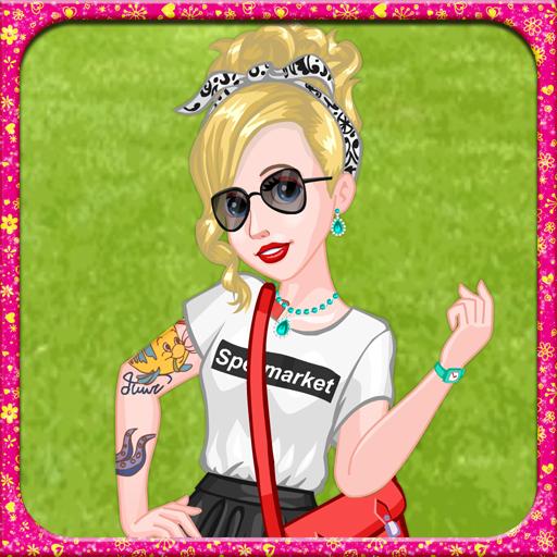 Stylish Princess Hipsters ()