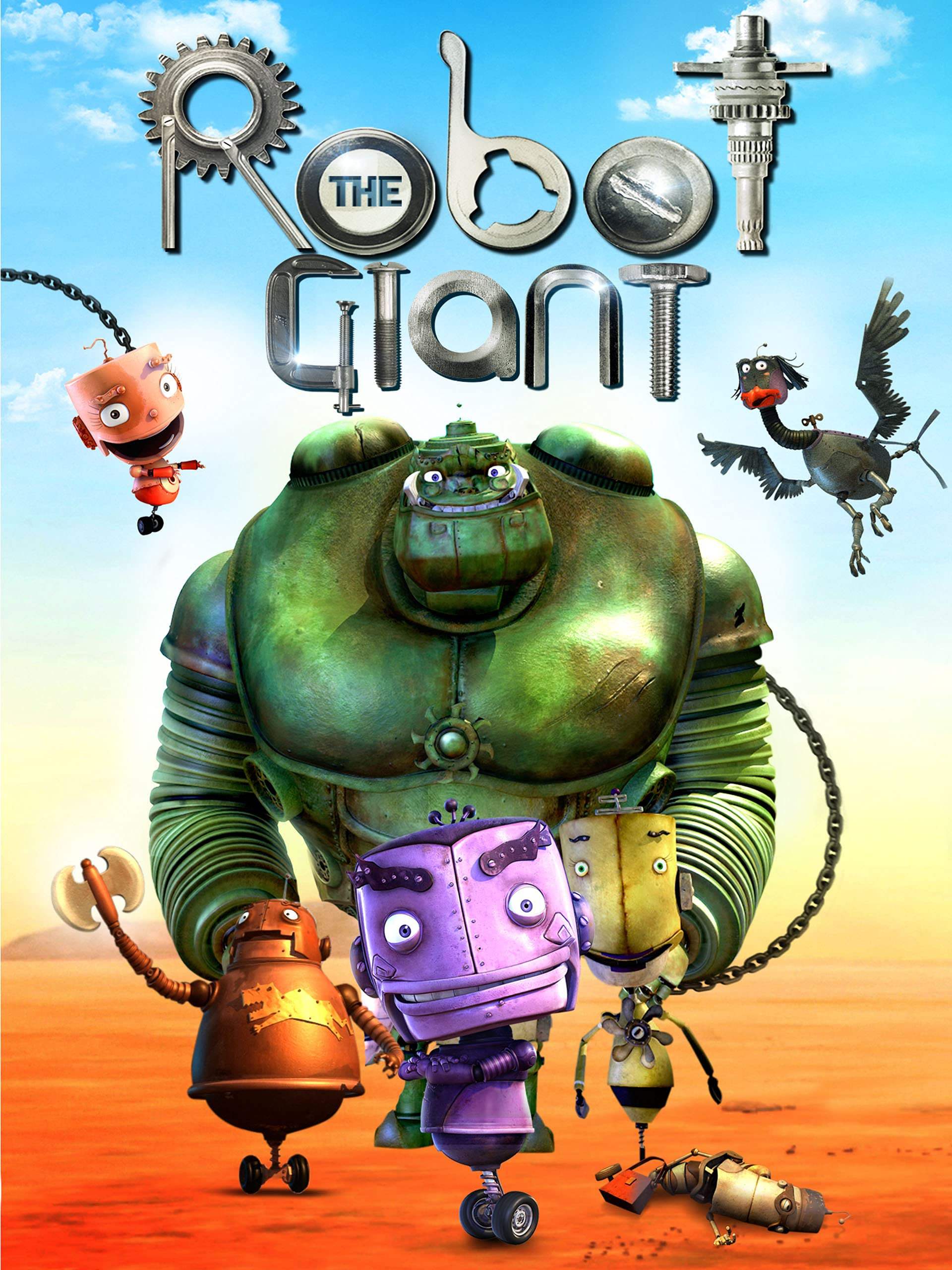The Robot Giant on Amazon Prime Video UK