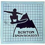 BURTON バートン ステッカー スノーボード
