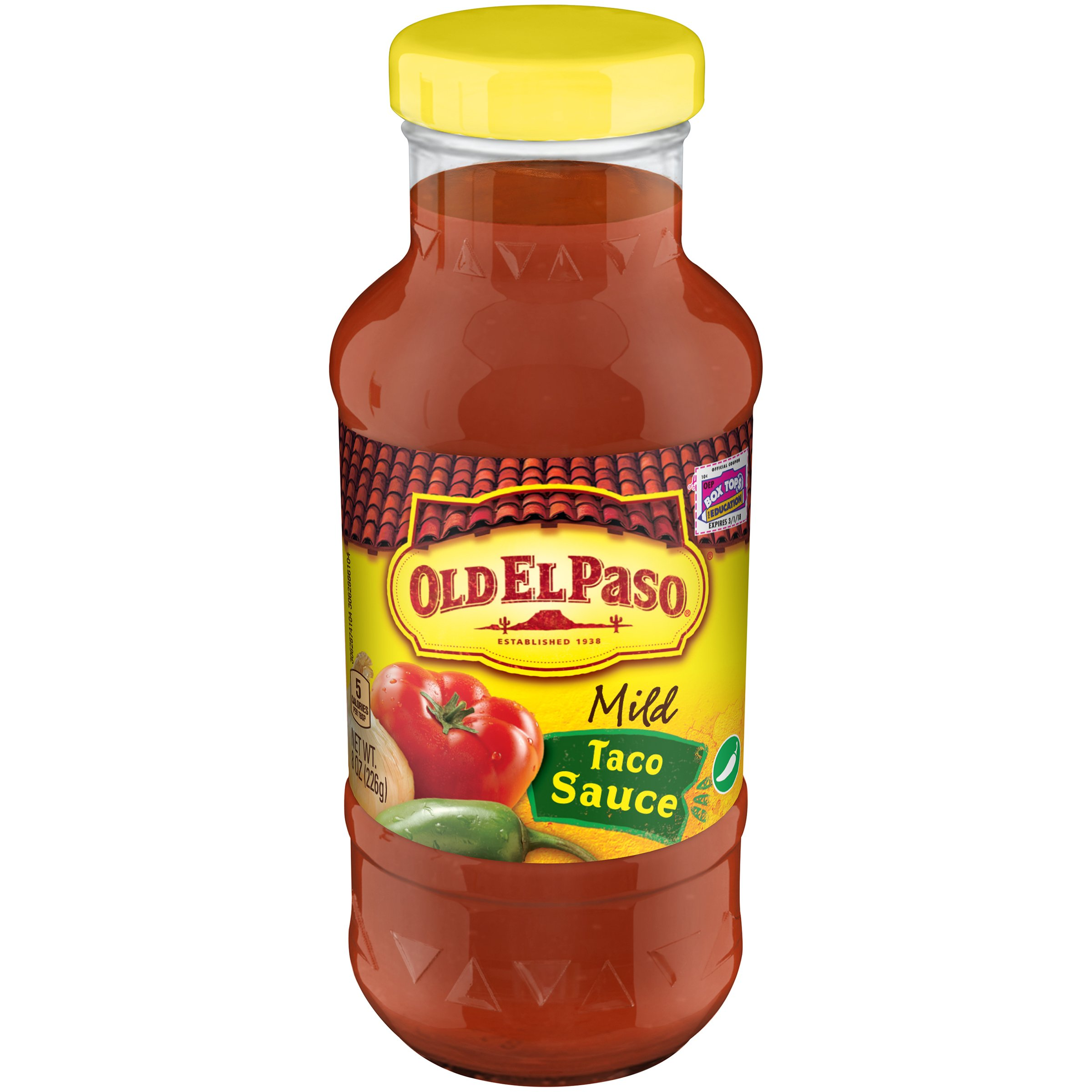 Old El Paso Mild Taco Sauce (Pack of 12) by Old El Paso