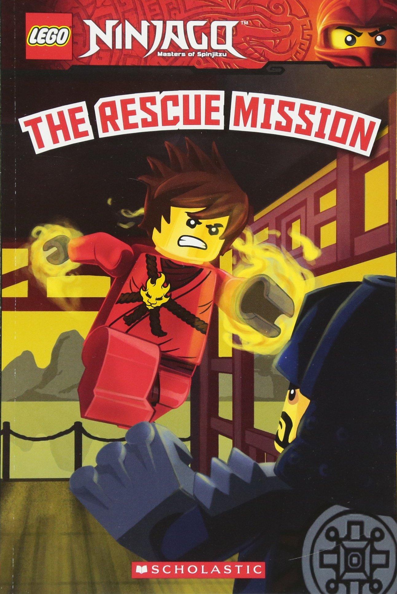 The Rescue Mission (LEGO Ninjago: Reader) pdf