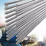 Solution Welding Flux-cored Rods No Flux Required,Easy Melt Welding Rods Low Temperature Aluminum Welding,Super Low…
