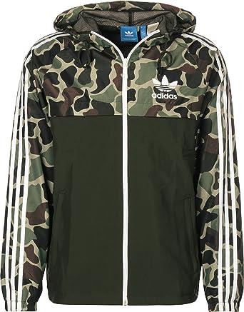 adidas camouflage jacke