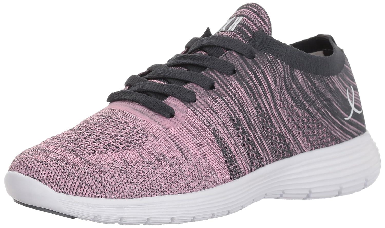 Bloch Women's Omnia Shoe B079ZC2H46 8 M US|Pink/Grey