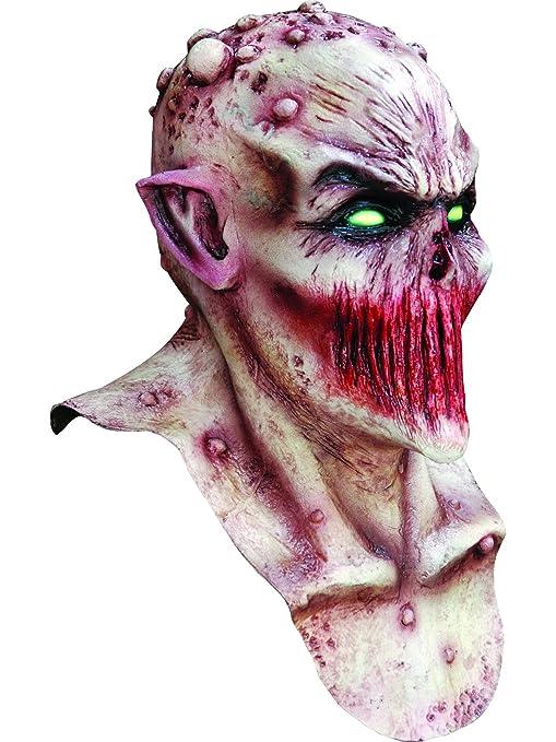 3fc58ec13 Máscara boca cosida halloween  Amazon.es  Juguetes y juegos