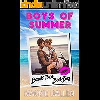 Beach Town Bad Boy: A Briarwood High Novella (Boys of Summer)