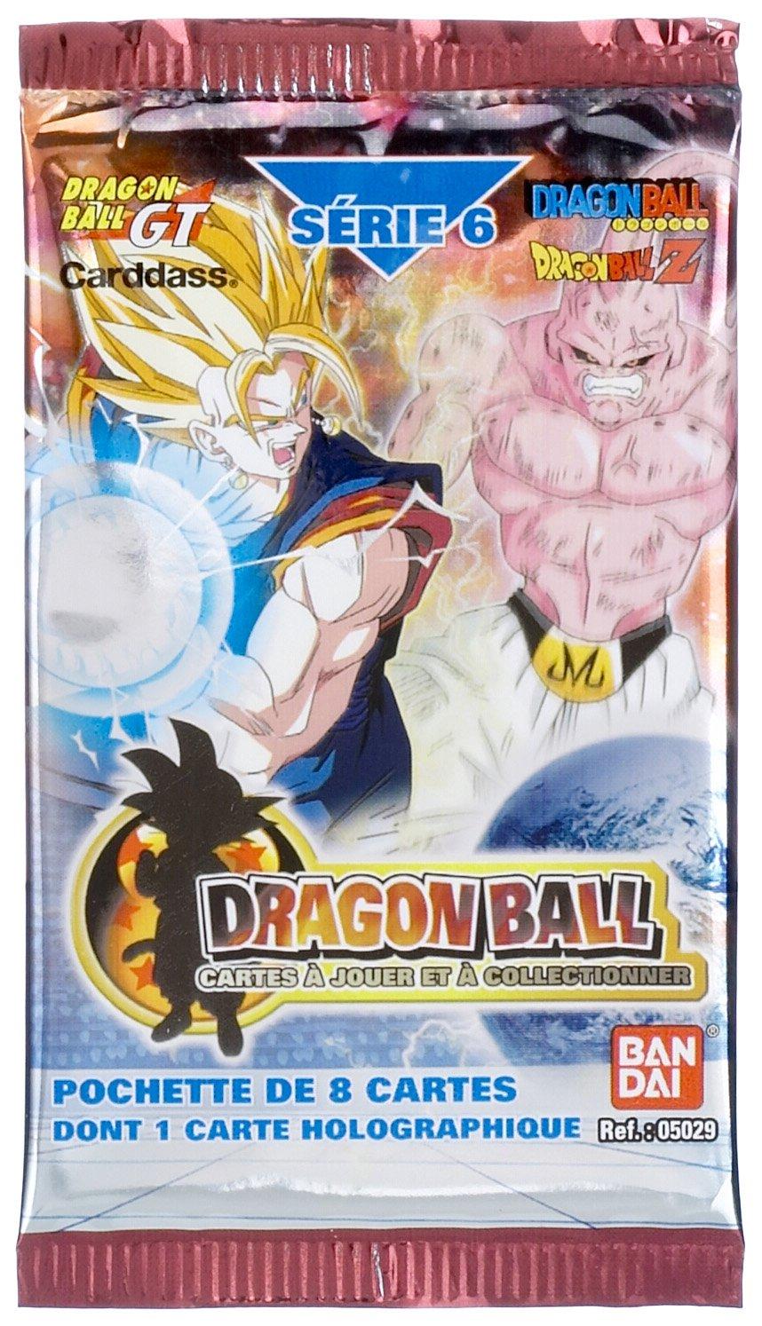 Bandai - Dragon Ball GT Serie 6, Juego de Cartas (5027 ...