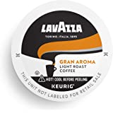 Lavazza Gran Aroma Single-Serve Coffee K-Cup Pods for Keurig Brewer, Medium roast , 16-Count Box