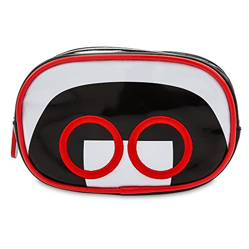 a097ba63ec2 Pixar Edna Mode Zipper Pouch - Incredibles 2 White