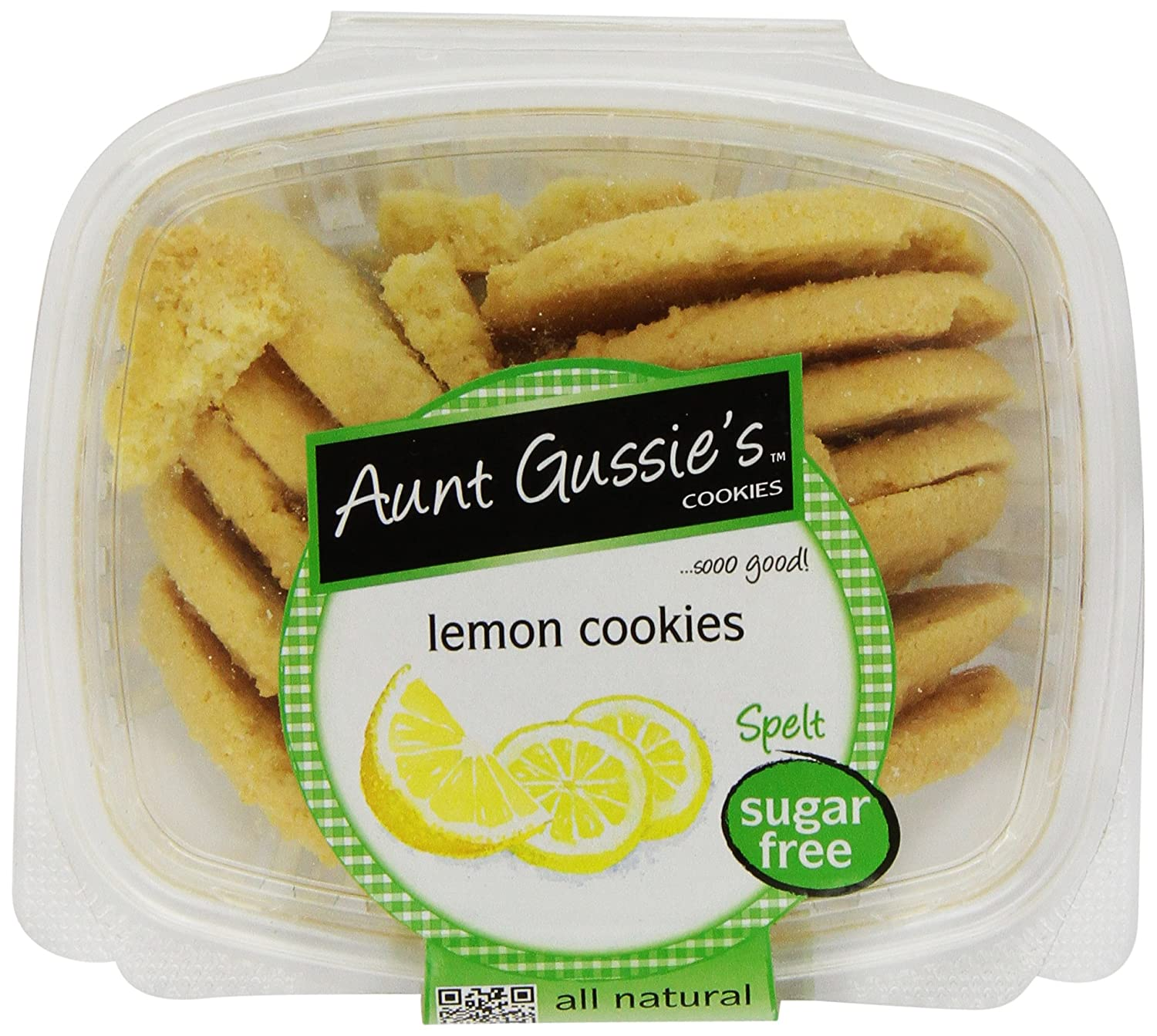 Amazon.com: Aunt Gussies Sugar Free (Dairy) Cookie Tray, 32-Ounce Trays (Pack of 2)