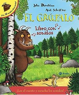 El Grúfalo pack (Infantil Y Juvenil): Amazon.es: Donaldson, Julia, Scheffler, Axel, Sanz Martín, Ignacio: Libros