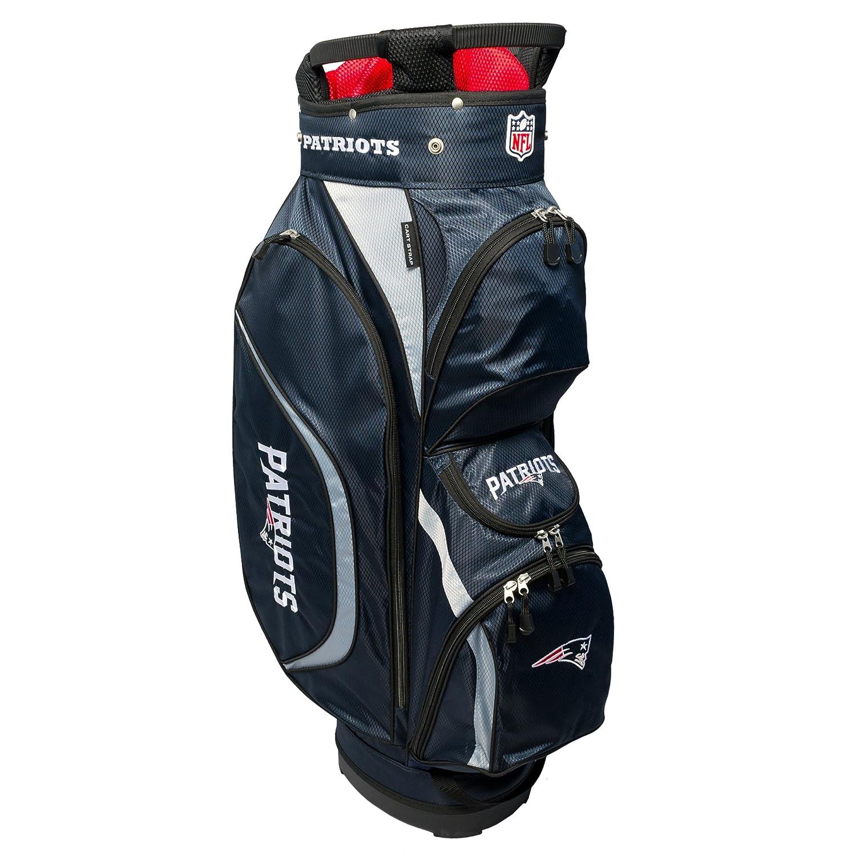 チームゴルフNFL Clubhouseゴルフカートバッグ – 新しいEngland Patriots   B01LYSTU62