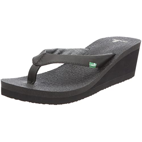 Sanuk Yoga Shoes Amazon: Flip Flops With Heels: Amazon.com