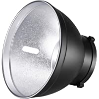 Neewer 7 inches/18 Centimeters Standard Reflector Diffuser Lamp Shade Dish for Bowens Mount Studio Strobe Flash…