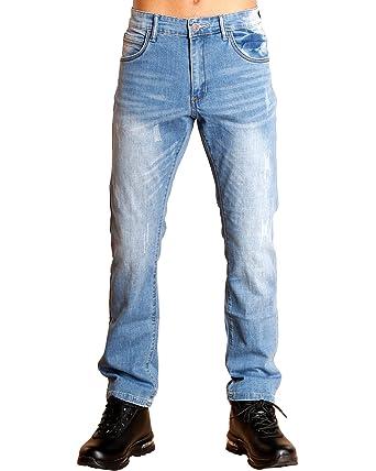 Amazon.com: Ankor East - Pantalones vaqueros elásticos para ...
