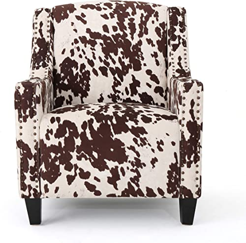 Reviewed: Christopher Knight Home Elysabeth Studded Velvet Club Chair