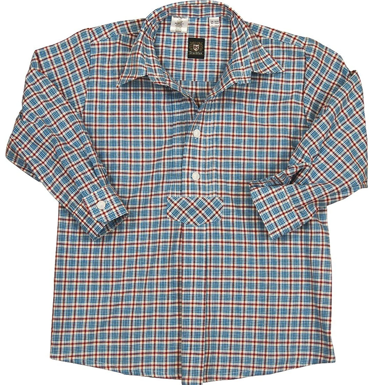 OS Trachten Kinder Trachtenhemd Ludger mit Bauchriegel in verschiedenen Ausführungen