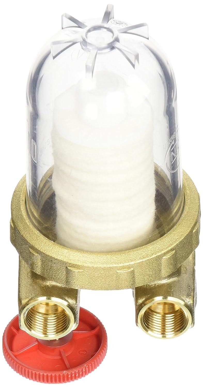 Oventrop 2120503 Heizö lfilter 2Stransyst. Oilpur DN 10, Filtereinsatz Filz 50-75 µ m
