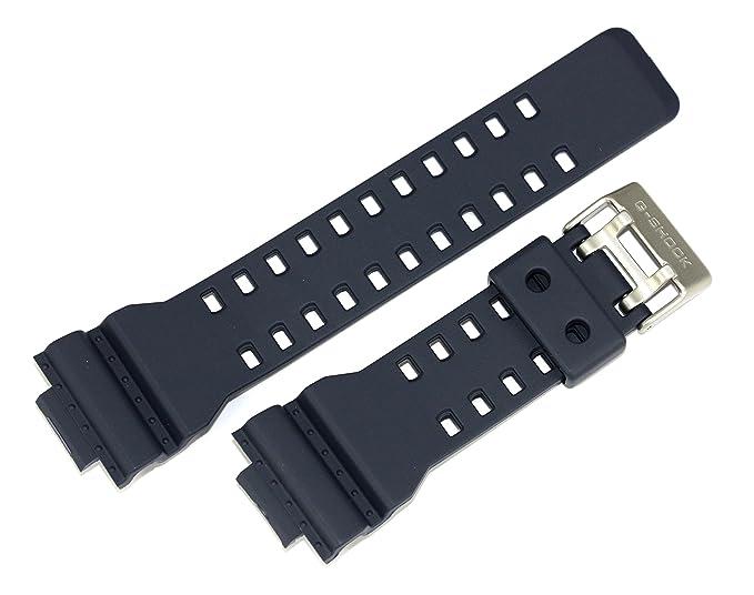 f339c21ac7d0 Casio - 10431646 - Correa de repuesto de resina para reloj GR-8900NV-2 GW y  GW-8900NV-2.  Amazon.es  Relojes