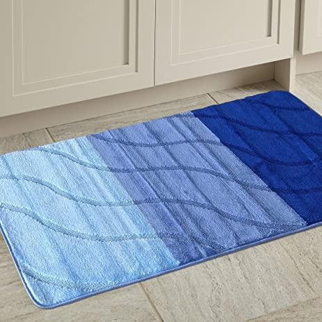 Amazoncom Adgo Bath Mats for Bathroom Nonslip Absorbent Bathroom