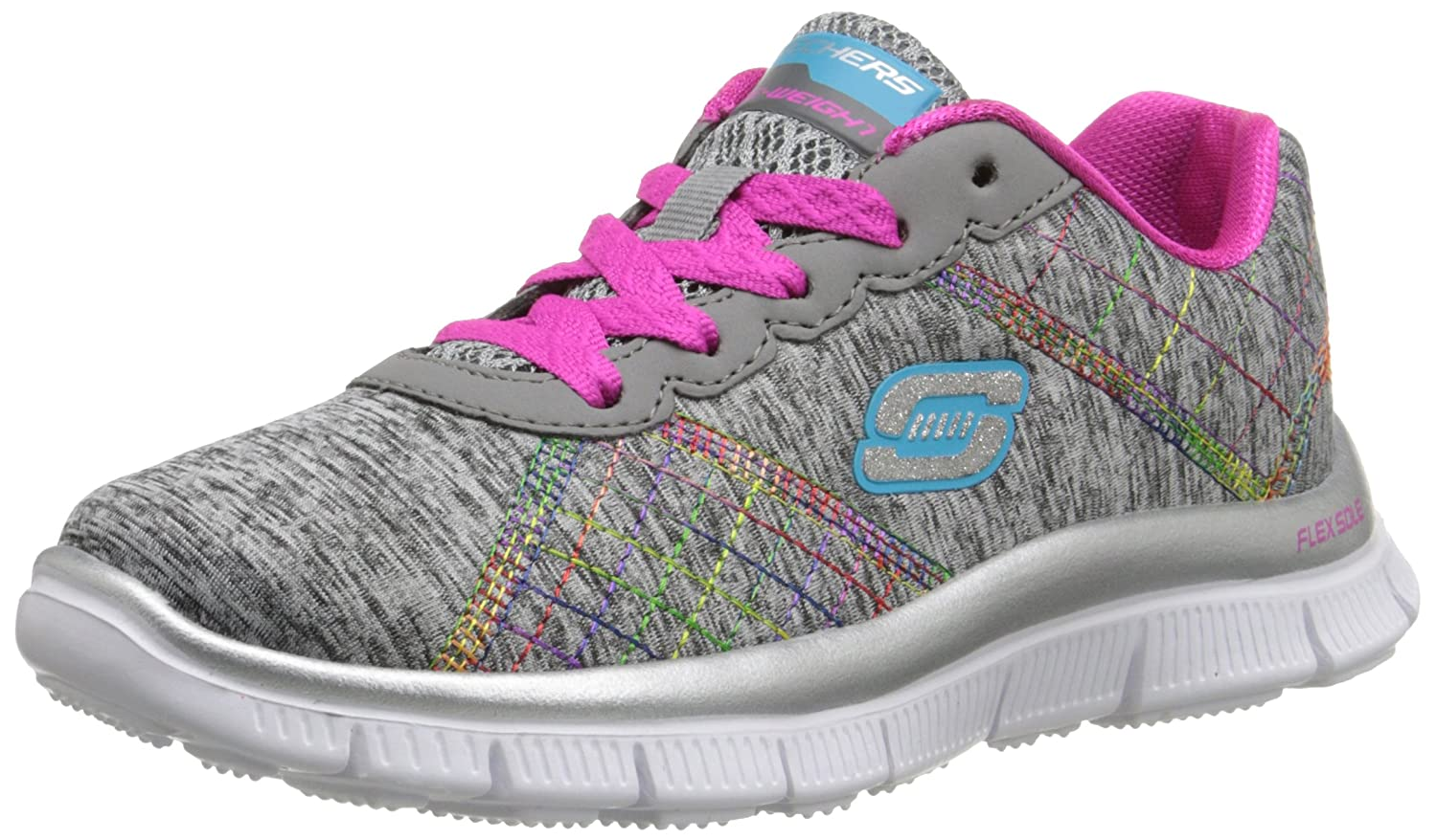 Skechers Kids Skech Appeal Fashion Sneaker (Little Kid/Big Kid) 81886L