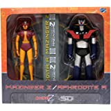 SDT89352 - SDT89352 - Pack Figuras Mazinger Z & Afrodita 18cm