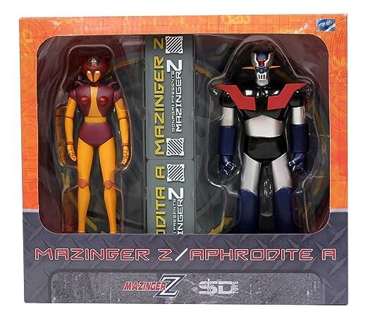 27 opinioni per SD Toys SDTSDT89352- Set con 2 personaggi, Mazinga Z e Afrodite A