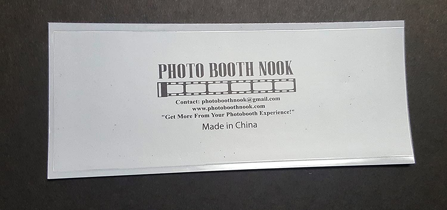 Amazon.com - 100 Magnetic Photo Booth Frames for 2\