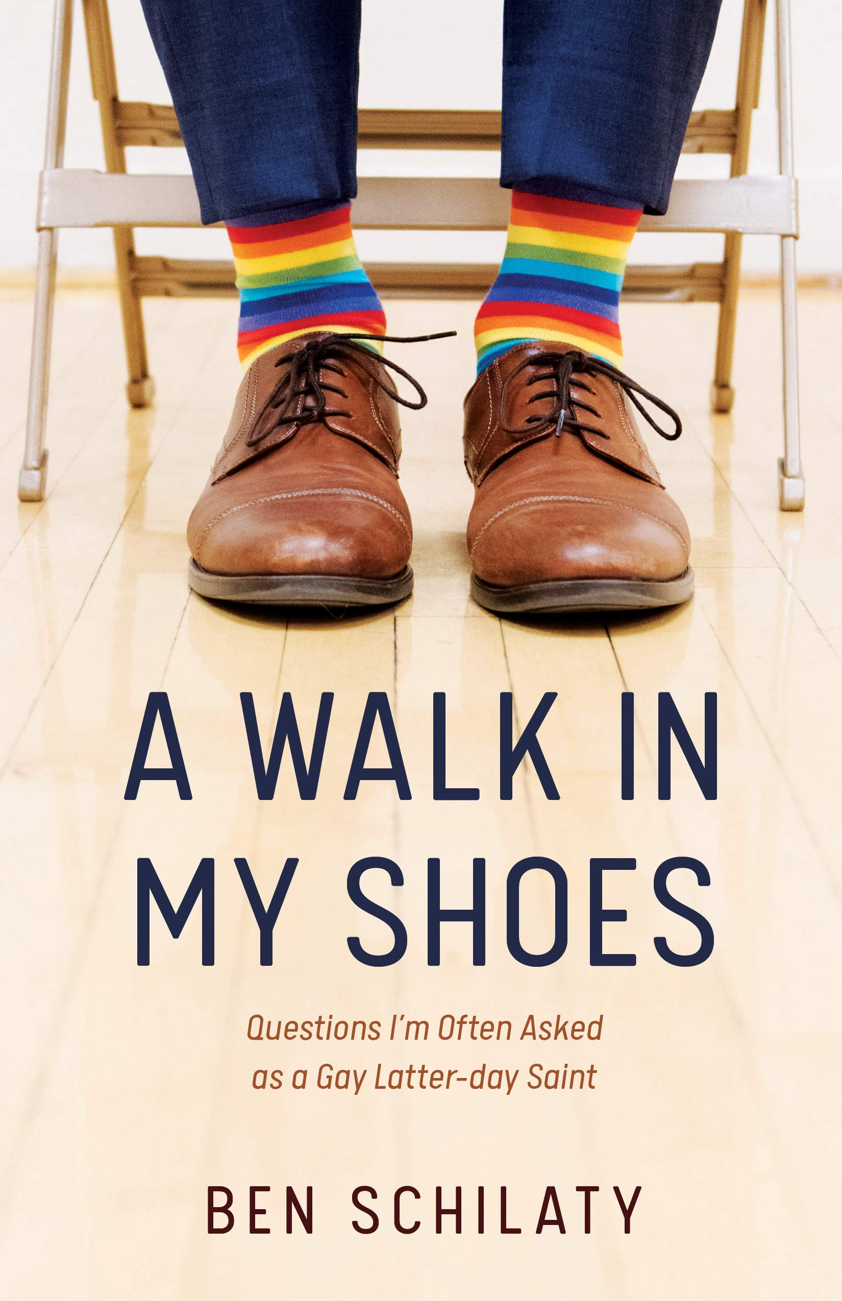 A-Walk-in-My-Shoes:-Questions-I'm-Often-Asked-as-a-Gay-Latter-Day-Saint