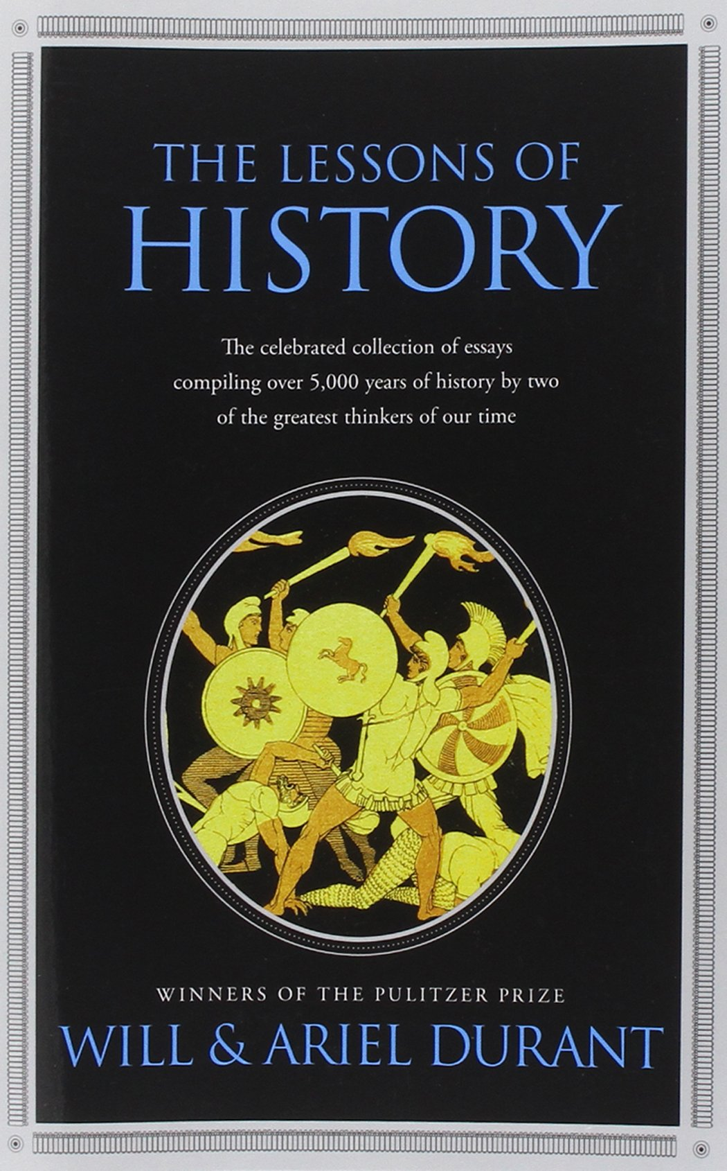 the lessons of history will durant ariel durant 9781439149959 the lessons of history will durant ariel durant 9781439149959 com books