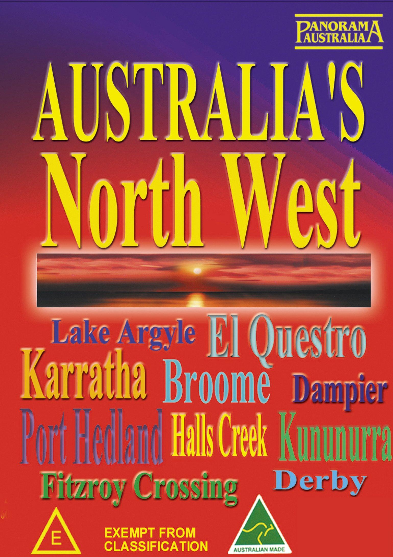 Australia's North West (2006) on Amazon Prime Video UK