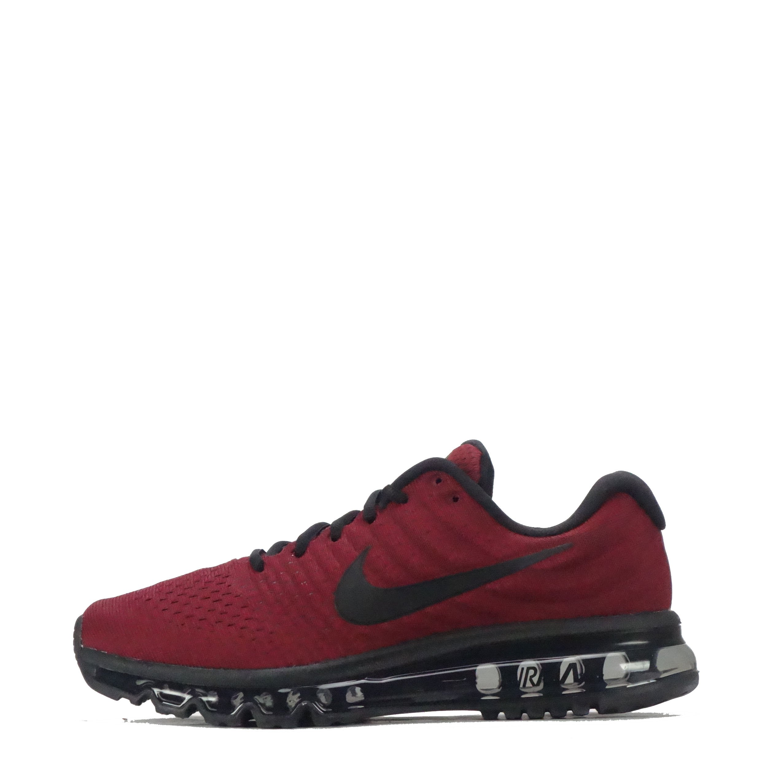 05b5af8a25 Galleon - Nike Men's Air Max 2017 Running Shoes (9, Team Red/Black-Dark Grey )