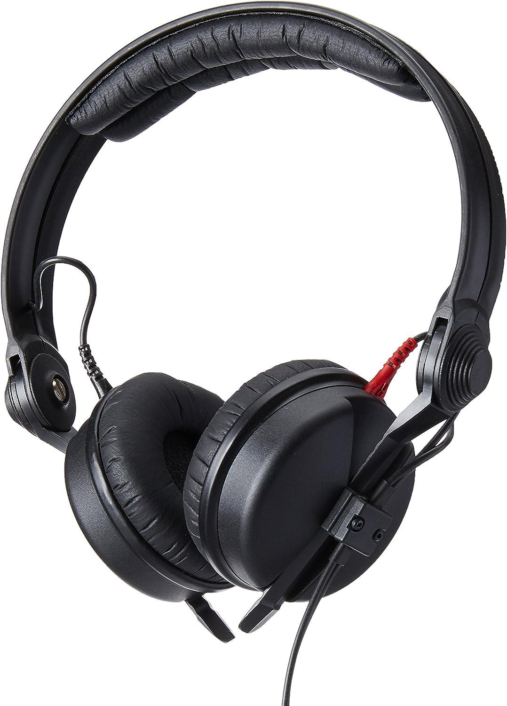 Sennheiser HD 25 Pro DJ Headphone - Black (HD25)