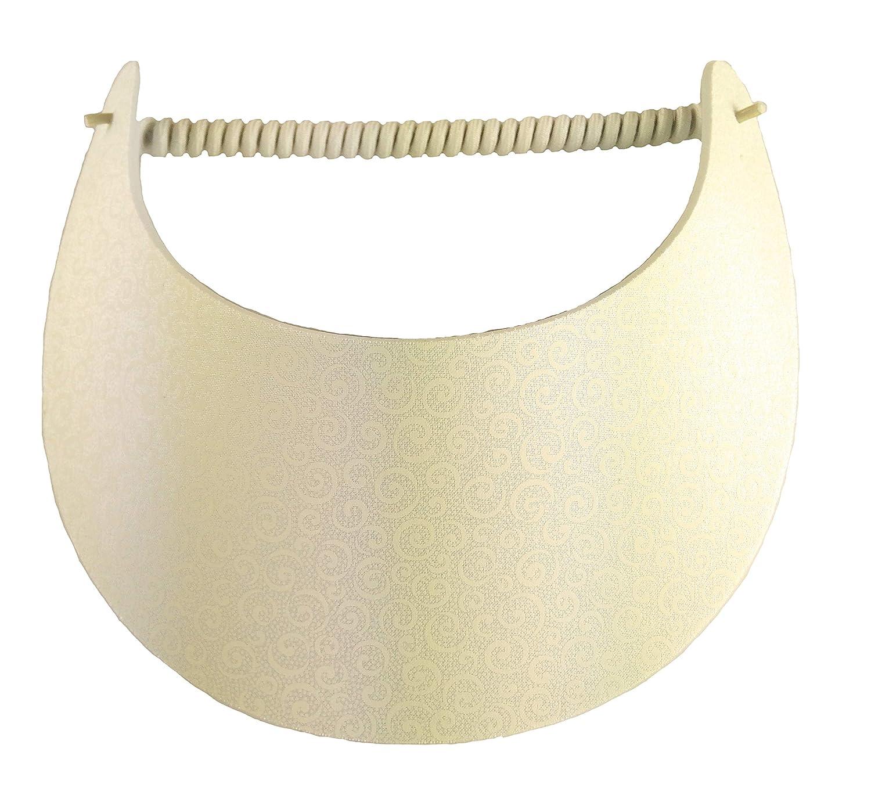 Foam Coil Back Sun Visor