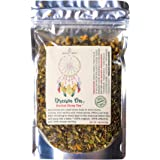 Modest Earth Dream On Tea  100% ORGANIC Sleep Aid Herbal Drink   Natural Valerian Root INSOMNIA Remedy   Nighttime Relaxation & Anxiety Relief   BETTER, DEEPER SLEEP   32+ SERVINGS (1.8 OZ)