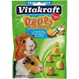 Vitakraft Guinea Pig Drops and 5.3-Ounce Pouch