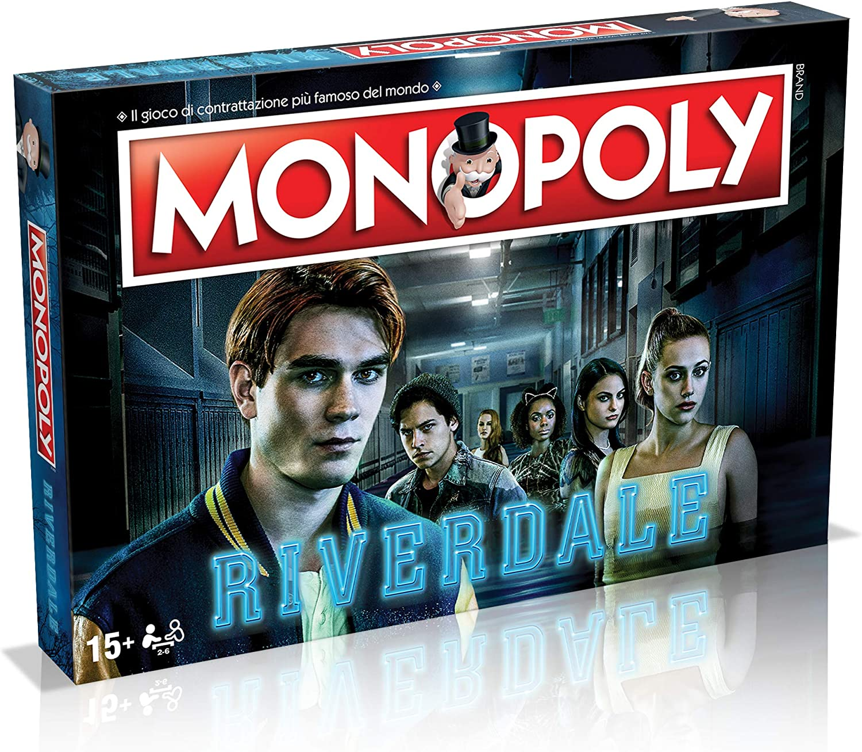 Monopoly Riverdale: Amazon.es: Juguetes y juegos