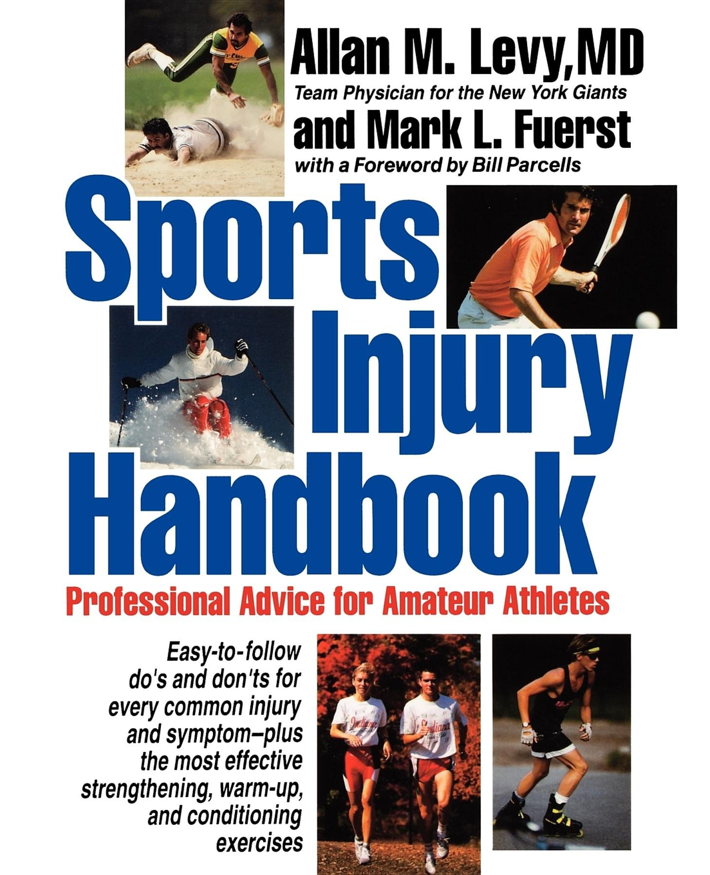Sports Injury Handbook Professional Athletes