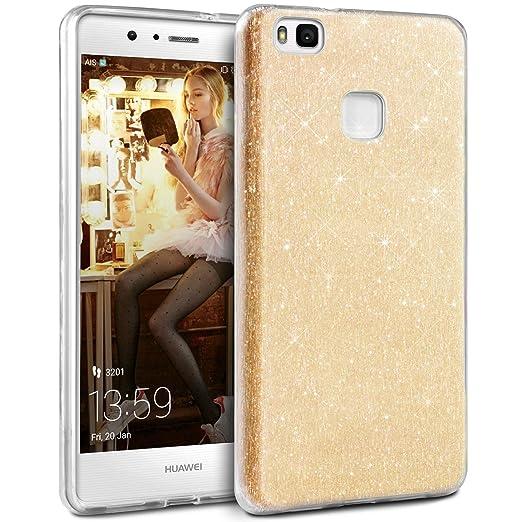 9 opinioni per Cover Huawei P9 Lite, Custodia telefonica TheBlingZ.® Sparkle Premium Hybrid