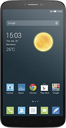 Alcatel One Touch Hero 2 - Smartphone libre Android (pantalla 6