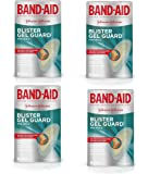 Band-Aid Brand Advanced Protection, Blister Adhesive Bandages For Heels ruffsH, 4Pack (6 Count)