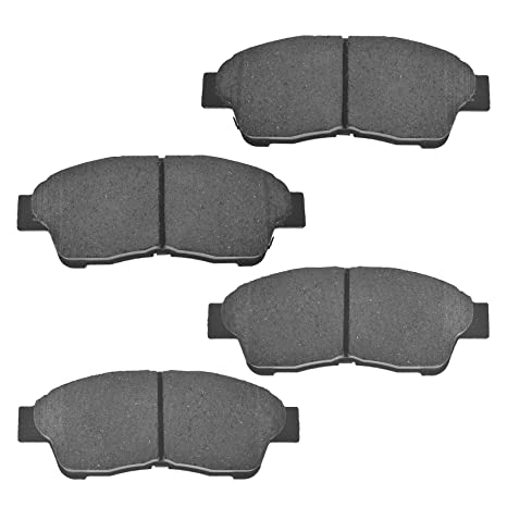 New Front Ceramic Disc Brake Pads for Geo Prizm Toyota Camry Celica Corolla RAV4